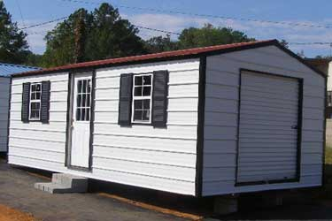Portable Metal Buildings classic