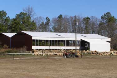 Commercial Metal Agriculture Buildings