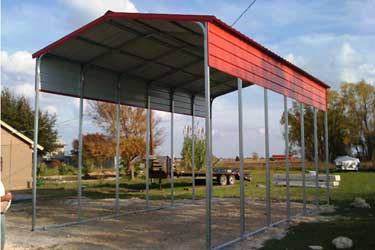 RV Parking Canopy
