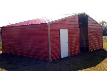 Steel Farm / Ranch Metal Building Kit